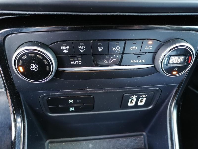 Ford EcoSport 1.5 EcoBlue 100ch Titanium Euro6.2 Gris occasion à Varennes-Vauzelles - photo n°13