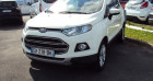 Ford EcoSport 1.5 TDCi 95 titanium Blanc à Thillois 51