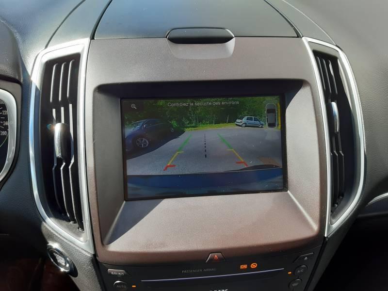 Ford Edge 2.0 TDCi 180 BVM6 Intelligent AWD Titanium  occasion à Tulle - photo n°7
