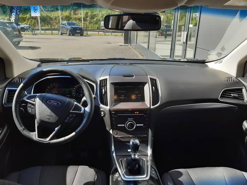 Ford Edge 2.0 TDCi 180 BVM6 Intelligent AWD Titanium  occasion à Tulle - photo n°5