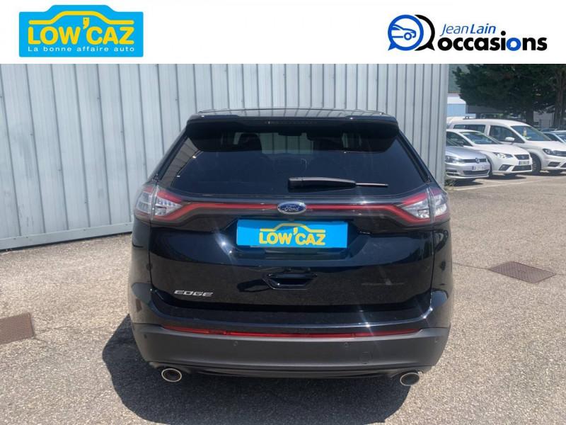 Ford Edge Edge 2.0 TDCi 180 BVM6 Intelligent AWD Sport 5p Noir occasion à La Ravoire - photo n°6
