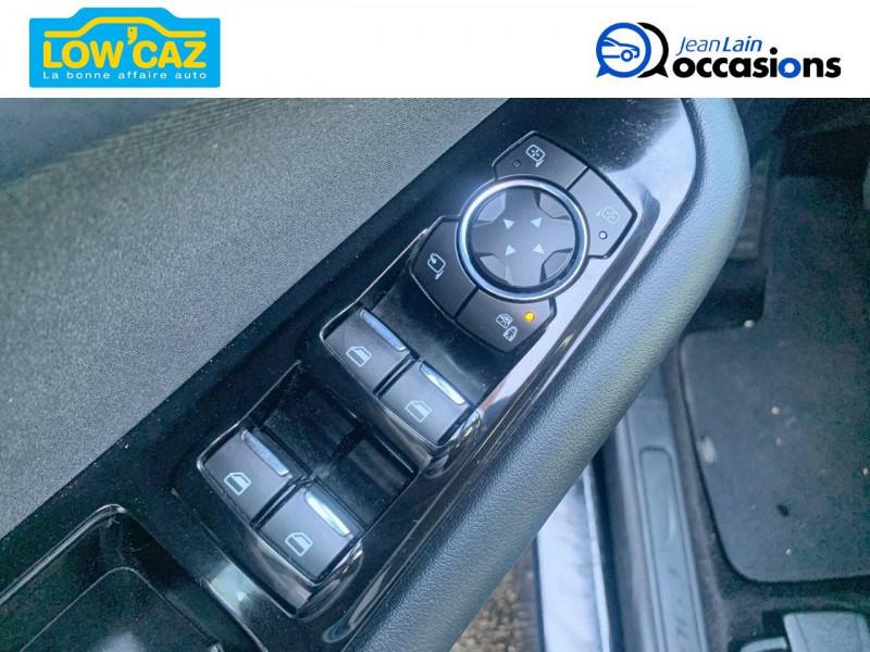 Ford Edge Edge 2.0 TDCi 180 BVM6 Intelligent AWD Sport 5p Noir occasion à La Ravoire - photo n°14