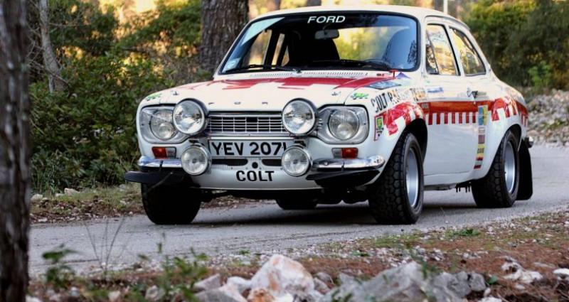 Ford Escort mk1 YEV207L  occasion à TOULON - photo n°5