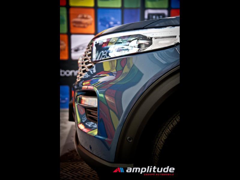 Ford Explorer 3.0 EcoBoost 457ch Parallel PHEV Platinum i-AWD BVA10 25cv Bleu occasion à Dijon - photo n°20