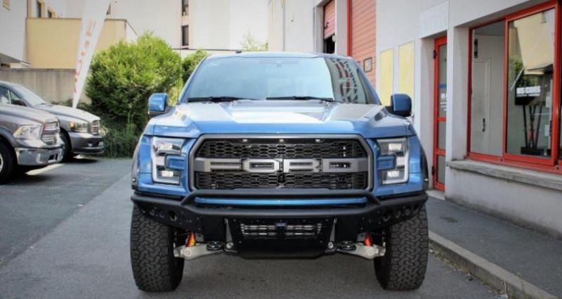 Ford F1 F 150 Raptor baja replica 802a top v6 3.5l 500hp bva10 e85 Bleu occasion à PONTAULT COMBAULT - photo n°3