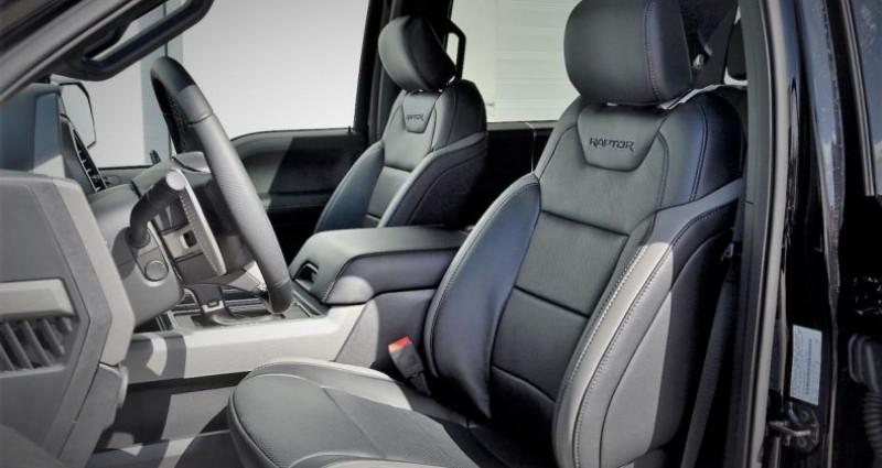 Ford F1 F 150 Raptor v6 3.5l ecoboost bva10 450hp Bleu occasion à PONTAULT COMBAULT - photo n°6
