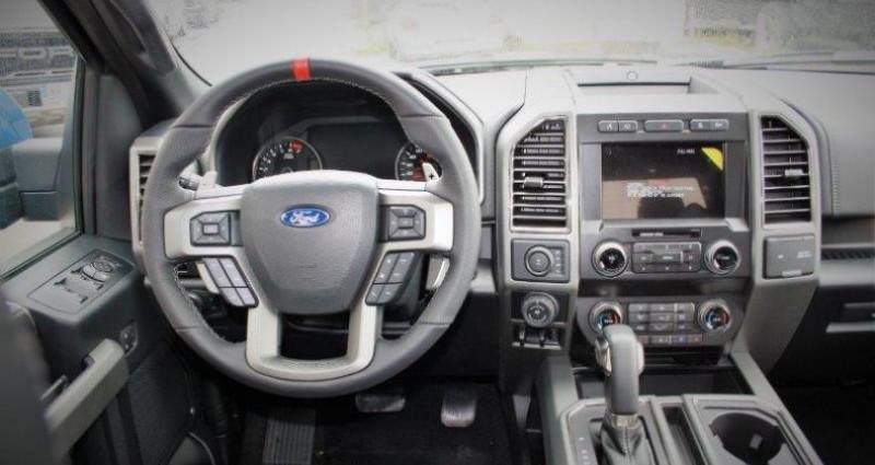 Ford F1 F 150 Raptor v6 3.5l ecoboost bva10 450hp Bleu occasion à PONTAULT COMBAULT - photo n°2