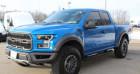 Ford F1 F 150 Raptor v6 3.5l ecoboost bva10 450hp Bleu à PONTAULT COMBAULT 77