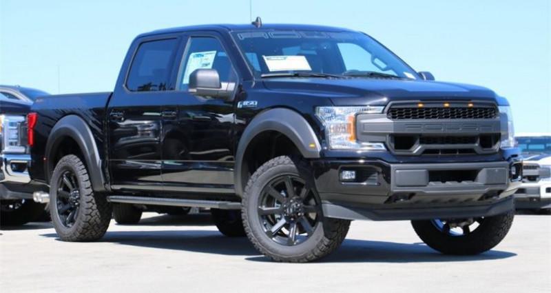 Ford F1 F 150 Roush 4x4 5.0l 395hp Noir occasion à PONTAULT COMBAULT