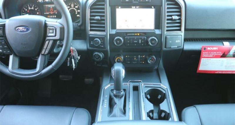 Ford F1 F 150 Roush 4x4 5.0l 395hp Noir occasion à PONTAULT COMBAULT - photo n°4