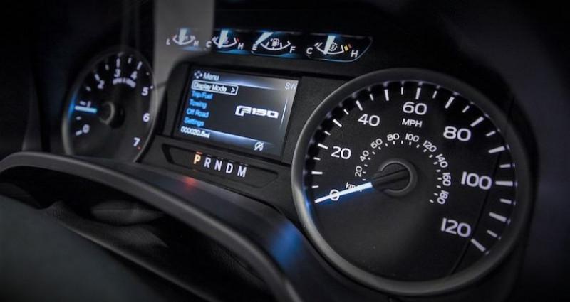 Ford F1 F 150 Roush 4x4 5.0l 395hp Noir occasion à PONTAULT COMBAULT - photo n°3
