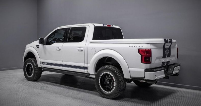 Ford F1 F 150 Shelby v8 5.0l supercharged 755hp bva10 Blanc occasion à PONTAULT COMBAULT - photo n°5