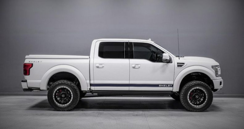 Ford F1 F 150 Shelby v8 5.0l supercharged 755hp bva10 Blanc occasion à PONTAULT COMBAULT - photo n°3