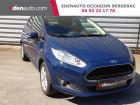 Ford Fiesta 1.0 EcoBoost 100 S&S Edition Bleu à Saint-Laurent-des-Vignes 24