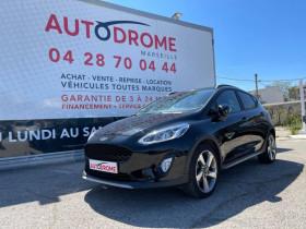 Ford Fiesta Noir, garage AUTODROME à Marseille 10