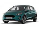 Ford Fiesta 1.0 EcoBoost 100ch Stop&Start ST-Line 5p Euro6.2 Bleu à ANTHY SUR LEMAN 74
