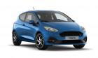 Ford Fiesta 1.0 EcoBoost 100ch Stop&Start ST-Line 5p Euro6.2 Bleu à DRAGUIGNAN 83
