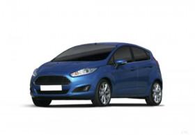 Ford Fiesta occasion à LA QUEUE-EN-BRIE