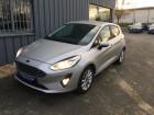 Ford Fiesta 1.0 EcoBoost 100ch Stop&Start Titanium 5p Euro6.2 Gris à Saint-Doulchard 18