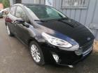 Ford Fiesta 1.0 EcoBoost 100ch Stop&Start Titanium 5p Euro6.2 Noir à Saint-Doulchard 18