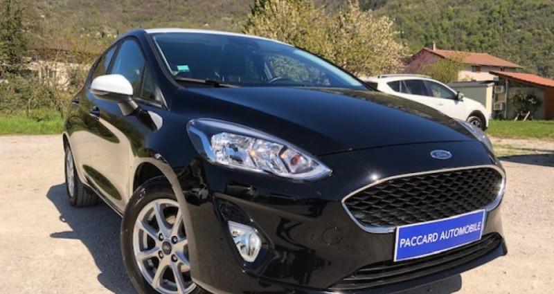 Ford Fiesta 1.0 ECOBOOST 100cv S&S EDITION 5P Noir occasion à La Buisse