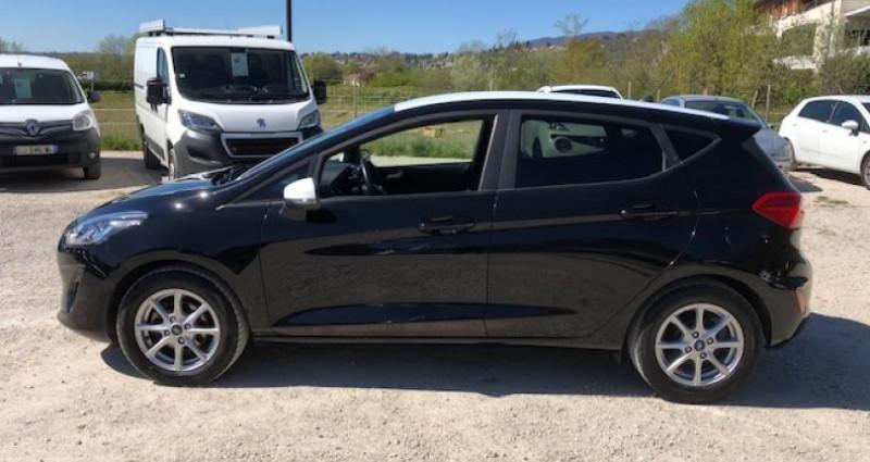 Ford Fiesta 1.0 ECOBOOST 100cv S&S EDITION 5P Noir occasion à La Buisse - photo n°2