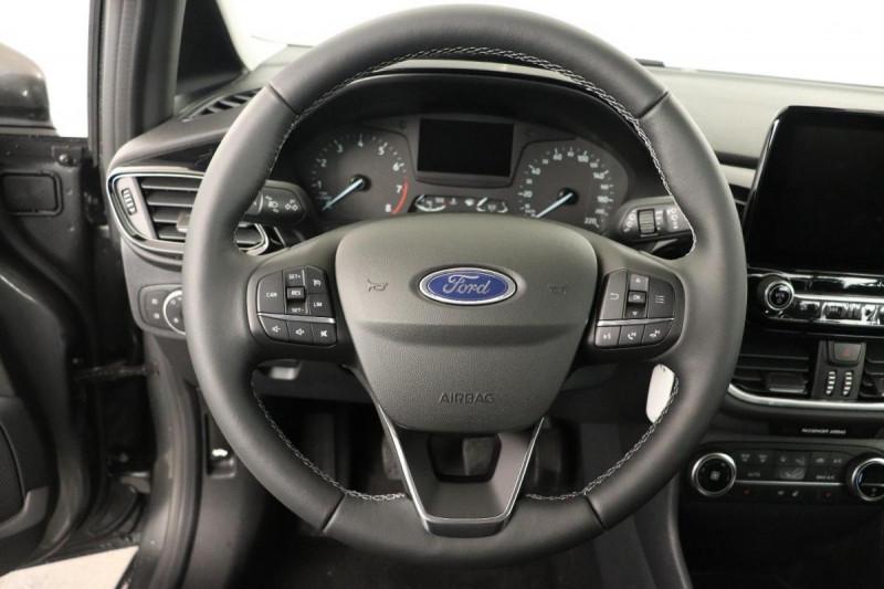 Ford Fiesta 1.0 EcoBoost 125 ch S&S mHEV BVM6 Titanium  occasion à Semécourt - photo n°6