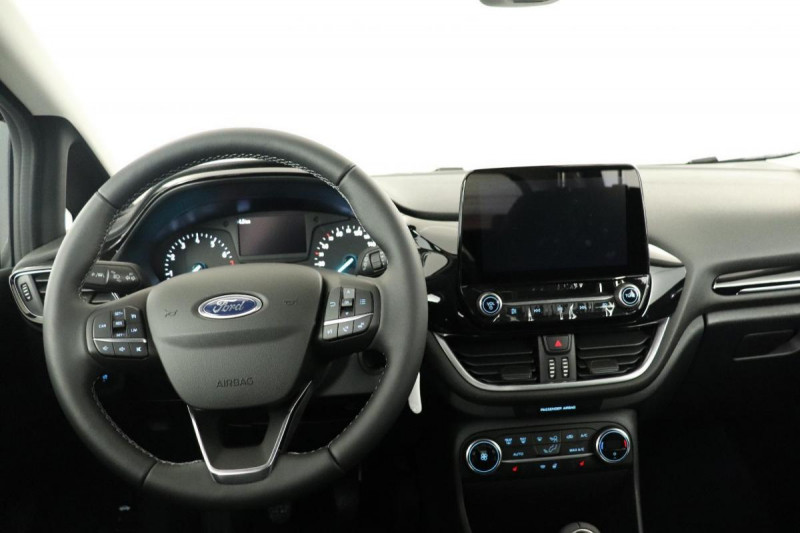 Ford Fiesta 1.0 EcoBoost 125 ch S&S mHEV BVM6 Titanium  occasion à Semécourt - photo n°5