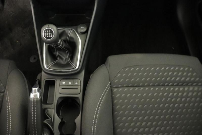 Ford Fiesta 1.0 EcoBoost 125 ch S&S mHEV BVM6 Titanium  occasion à Semécourt - photo n°8
