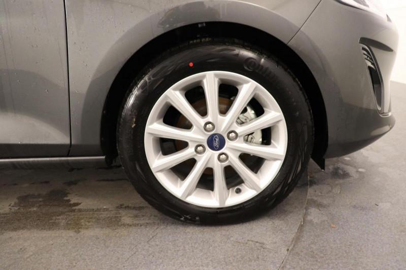 Ford Fiesta 1.0 EcoBoost 125 ch S&S mHEV BVM6 Titanium  occasion à Semécourt - photo n°13