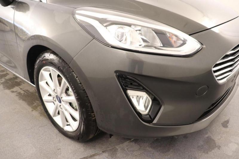 Ford Fiesta 1.0 EcoBoost 125 ch S&S mHEV BVM6 Titanium  occasion à Semécourt - photo n°14