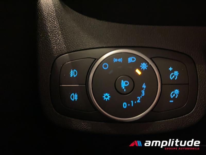 Ford Fiesta 1.1 70ch Trend 5p Gris occasion à Dijon - photo n°20