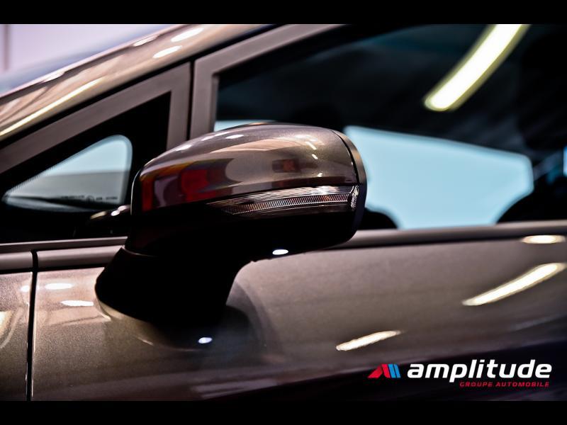 Ford Fiesta 1.1 70ch Trend 5p Gris occasion à Dijon - photo n°9