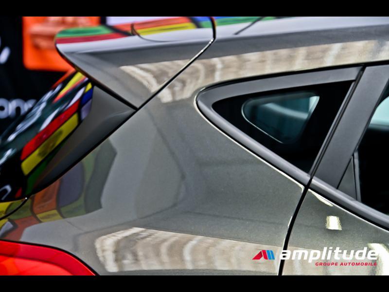 Ford Fiesta 1.1 70ch Trend 5p Gris occasion à Dijon - photo n°11