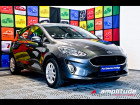 Ford Fiesta 1.1 70ch Trend 5p Gris à Dijon 21