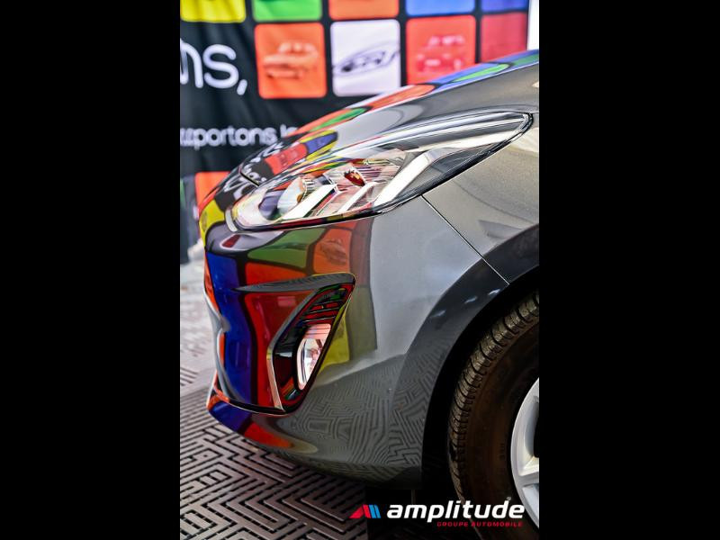 Ford Fiesta 1.1 70ch Trend 5p Gris occasion à Dijon - photo n°8