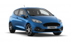 Ford Fiesta 1.1 85ch Cool & Connect 5p Euro6.2 Bleu à TOULON 83
