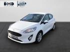 Ford Fiesta 1.1 85ch Cool & Connect 5p Euro6.2 Blanc à Rezé 44