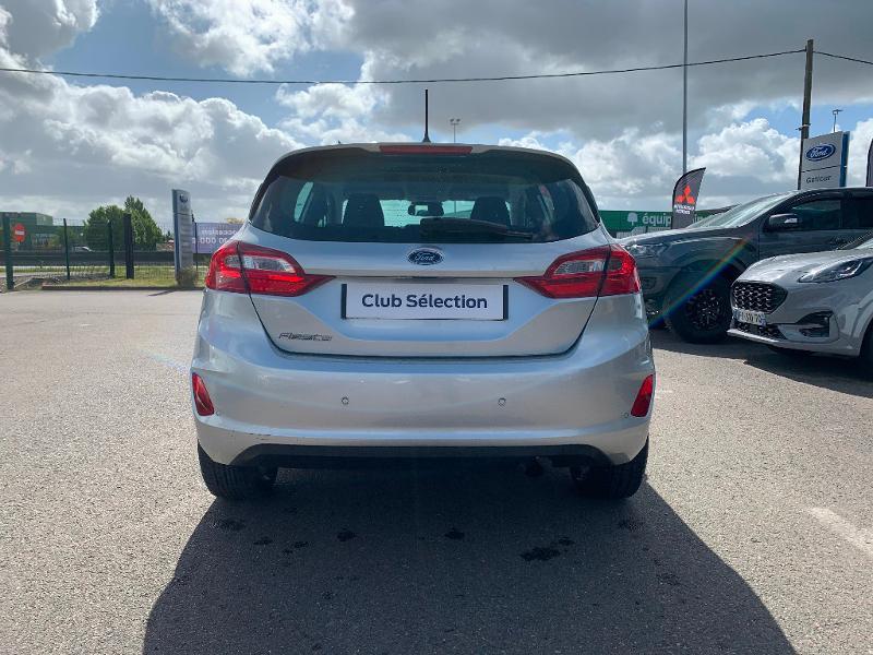 Ford Fiesta 1.1 85ch Trend 5p 5cv Euro6.2 Gris occasion à Saint-Doulchard - photo n°5