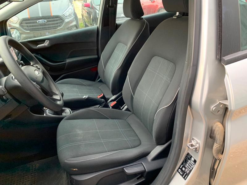 Ford Fiesta 1.1 85ch Trend 5p 5cv Euro6.2 Gris occasion à Saint-Doulchard - photo n°6