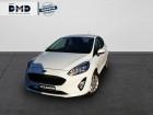Ford Fiesta 1.1 85ch Trend 5p 5cv Euro6.2 Blanc à Rezé 44