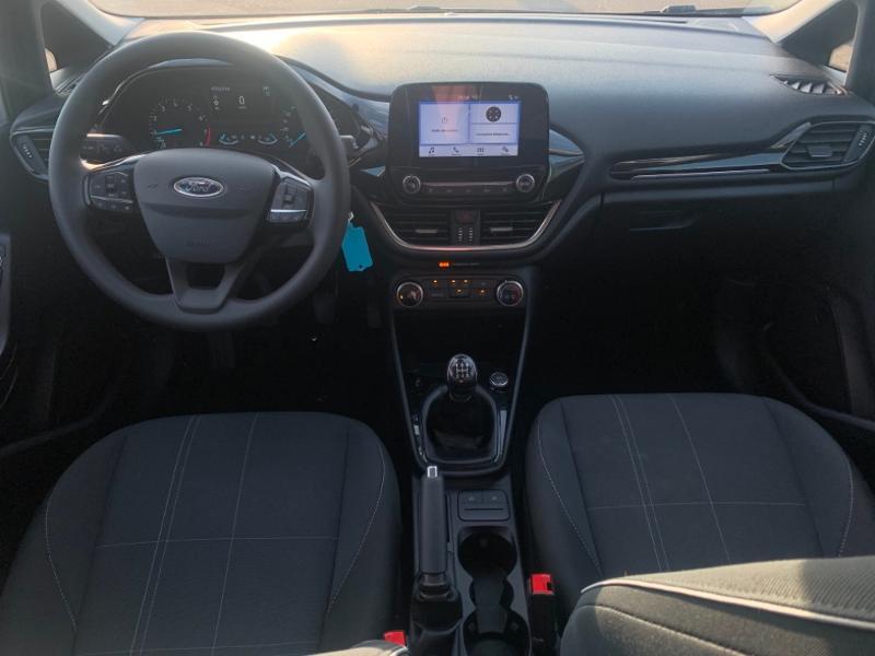Ford Fiesta 1.1 85ch Trend 5p Gris occasion à Olivet - photo n°7