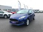 Ford Fiesta 1.25 82ch Edition 5p Bleu à Amilly 45