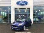 Ford Fiesta 1.25 82ch Edition 5p Bleu à Gien 45