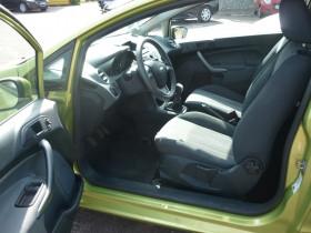 Ford Fiesta 1.4 TDCi 68ch Ambiente 3p Vert occasion à Portet-sur-Garonne - photo n°7