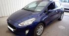 Ford Fiesta 1.5 TDCi 85 BUSINESS NAV 5p Bleu à CHANAS 38