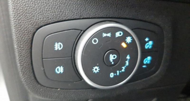 Ford Fiesta 1.5 TDCI 85 TREND BUSINESS NAV 5p Gris occasion à CHANAS - photo n°7