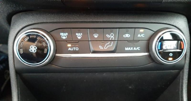 Ford Fiesta 1.5 TDCI 85 TREND BUSINESS NAV 5p Gris occasion à CHANAS - photo n°5