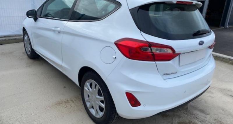 Ford Fiesta 1.5 TDCI 85CH STOP&START TREND 3P Blanc occasion à Tarcenay - photo n°5