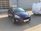 Ford Fiesta 1.5 TDCi 85ch Stop&Start Trend 5p Bleu à Beaune 21